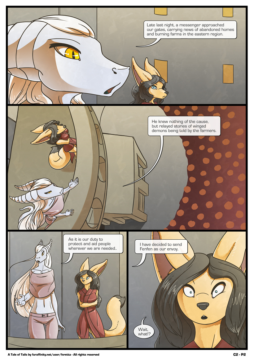 A Tale of Tails 2 porn comics Oral sex, Anal Sex, Blowjob, Creampie, Cum Shots, cunnilingus, Double Penetration, fingering, Furry, Futanari, Kidnapping, Lesbians, Masturbation, Monster Girls, Sex and Magic, Straight, X-Ray