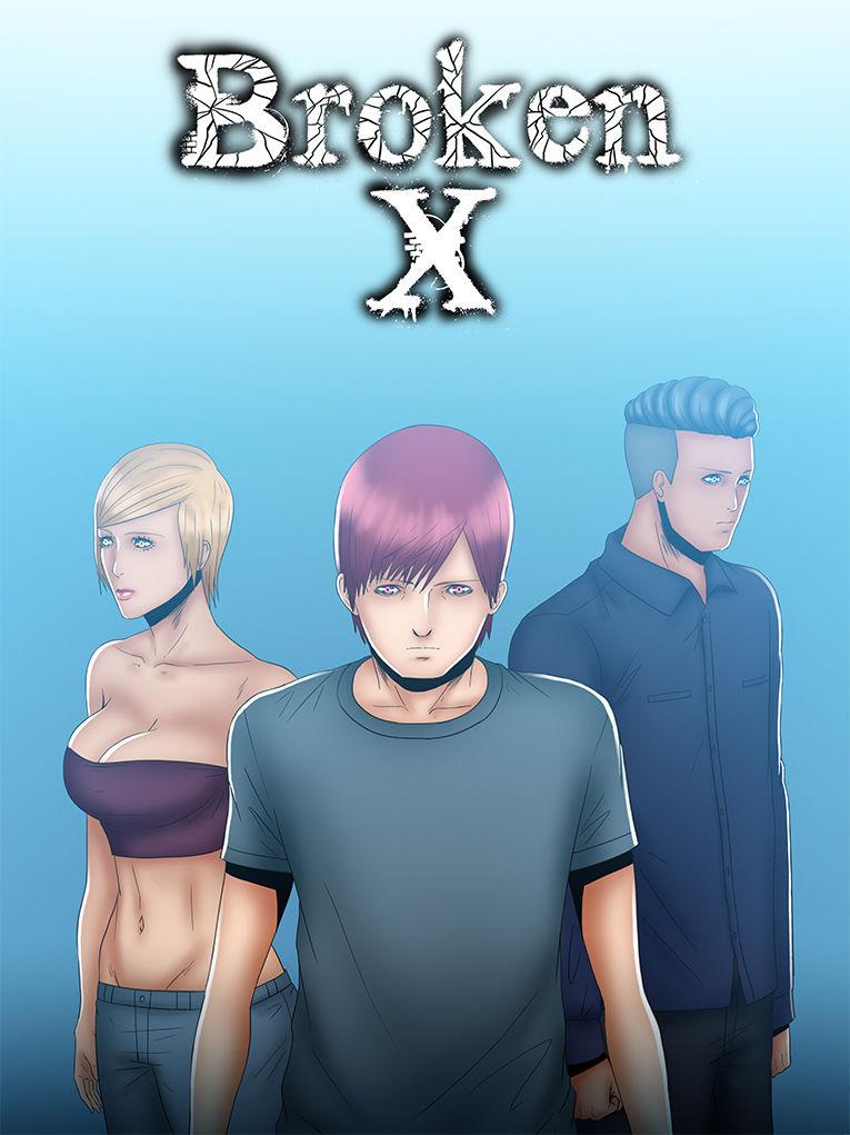 Broken X - Chapters 1-2 porn comics Oral sex, Bikini, Masturbation, Stockings