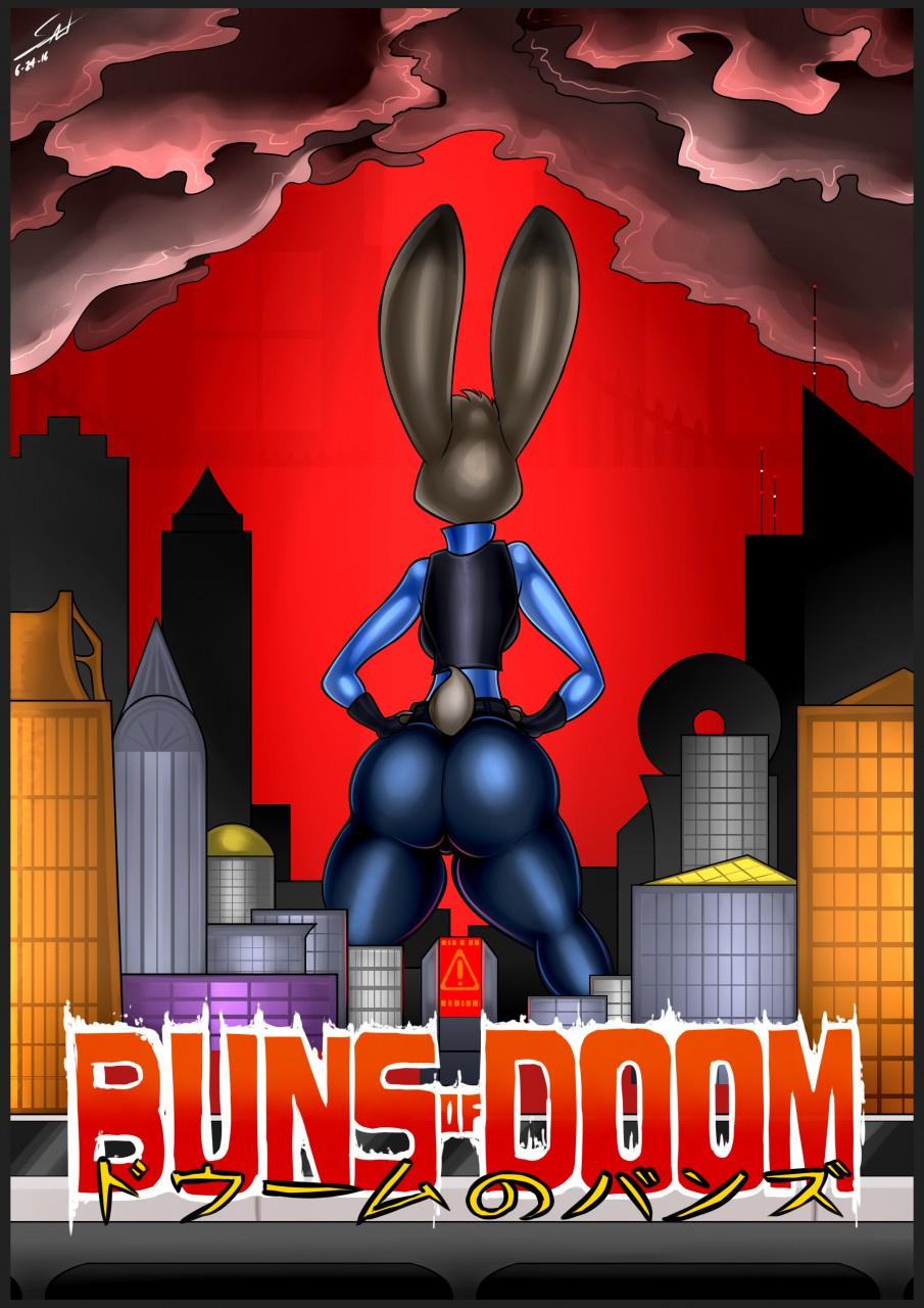 Buns of Doom cartoon porn Furry