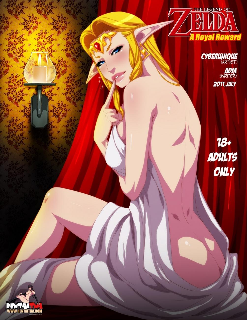 Legend Of Zelda A Royal Reward porn comics Oral sex, Masturbation, Sex Toys
