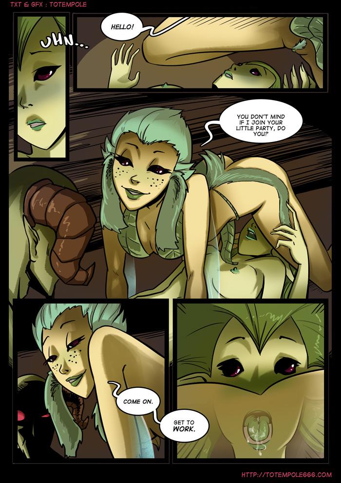 The Cummoner 08: Fair's Fairy porn comics Oral sex, Anal Sex, Group Sex, Lesbians, Monster Girls, Sex and Magic