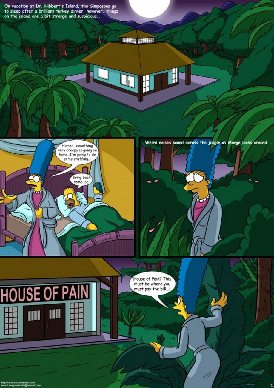 Treehouse Of Horror 1 porn comics Oral sex, Anal Sex, Furry, Group Sex, Kidnapping, Lesbians