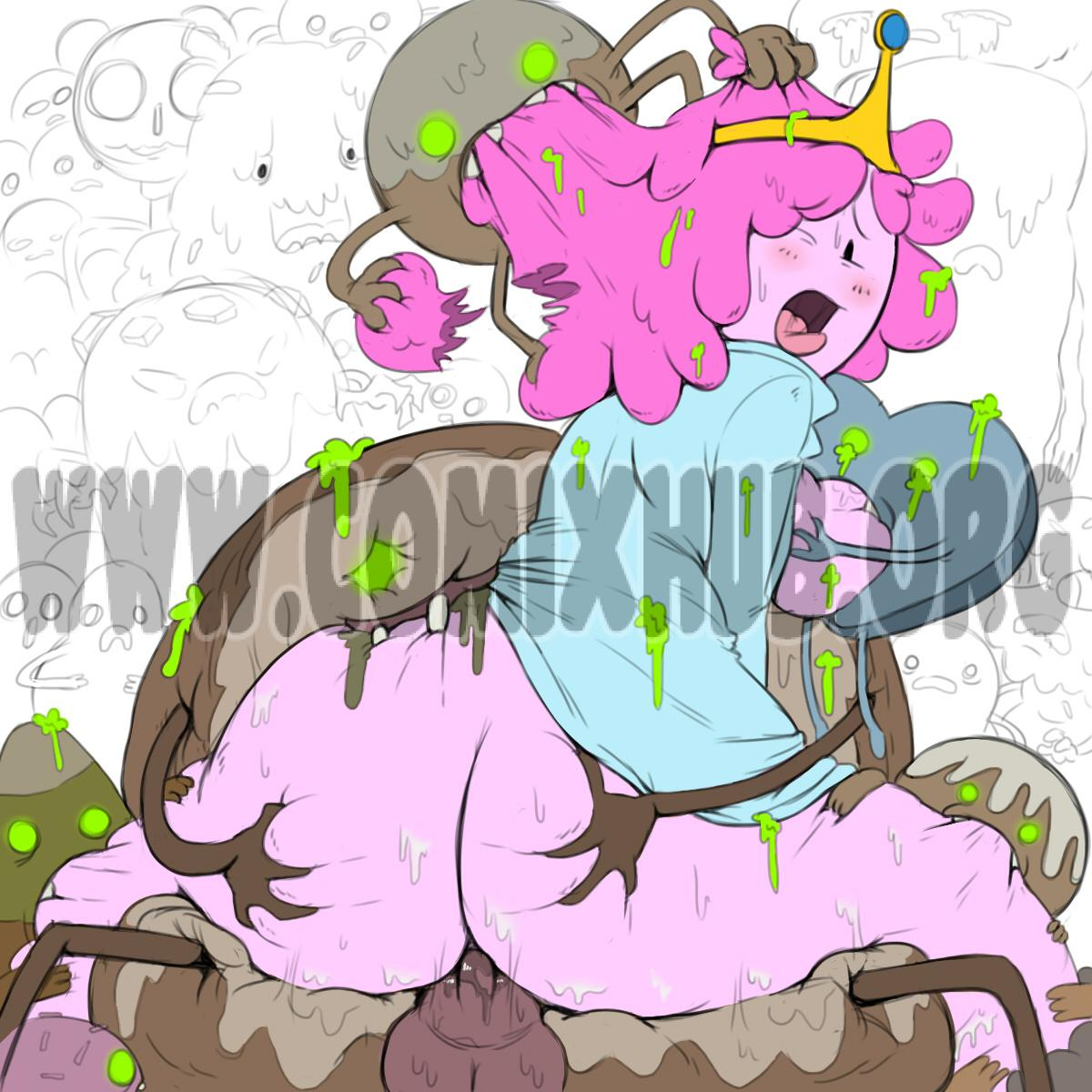 Adventure Time - Mini Comics porn comics Oral sex, cunnilingus, Group Sex, Lesbians, Monster Girls, Rape, Straight
