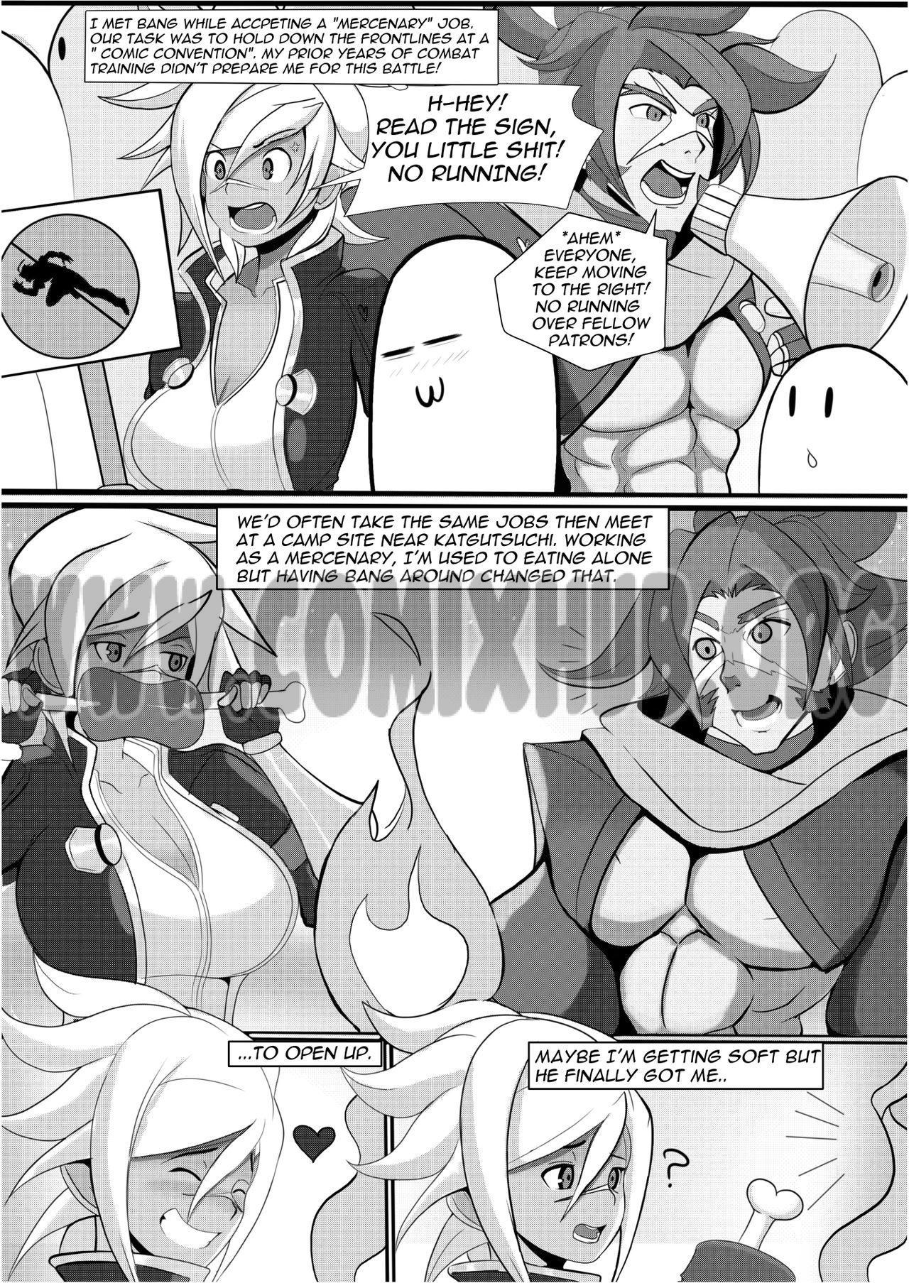 Afterburner Level 2 porn comics Oral sex, Big Tits, Blowjob, Creampie, Cum Swallow, Straight, Titfuck, X-Ray