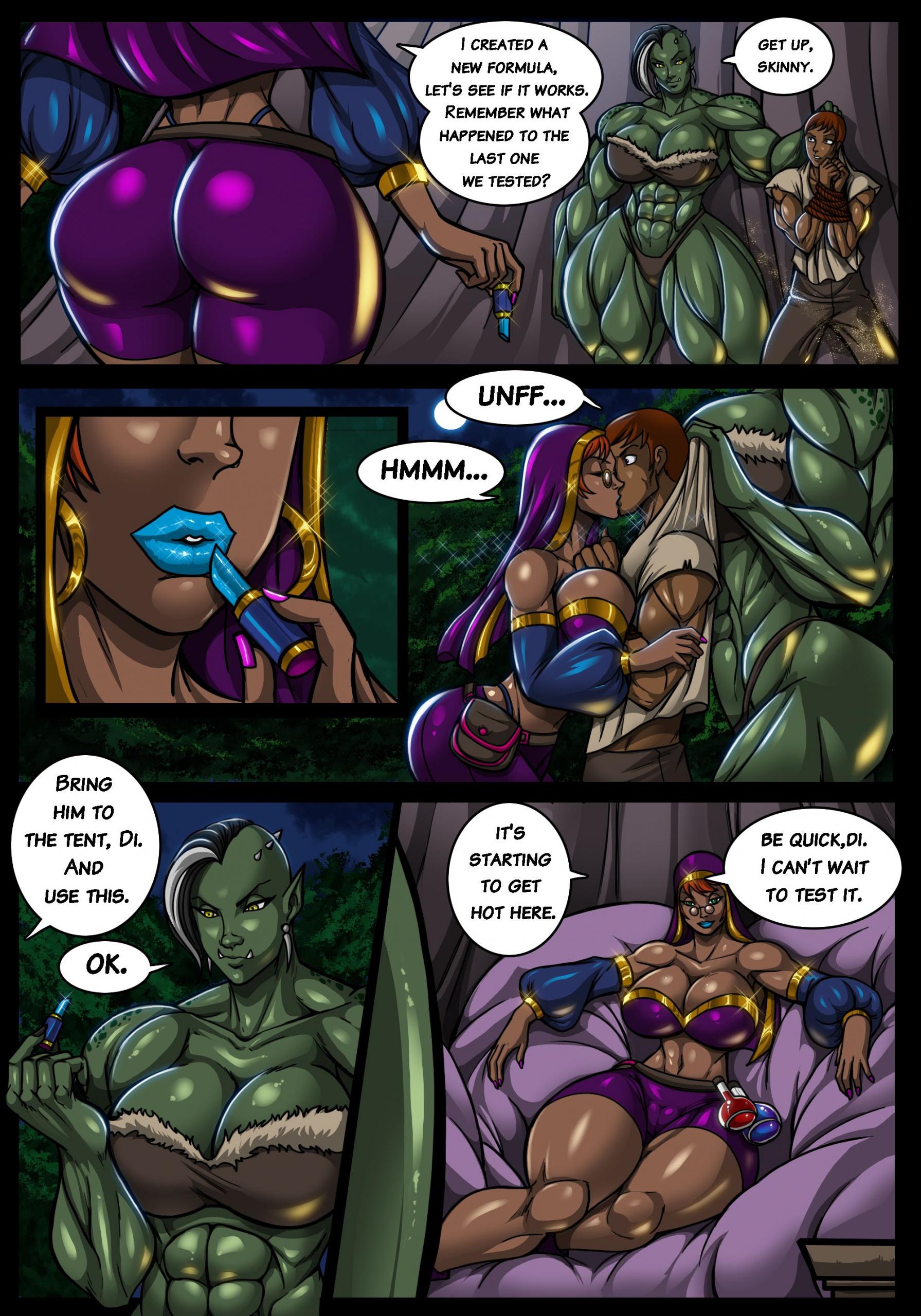 Alchemical Lust porn comics Oral sex, Anal Sex, Big Tits, Group Sex, Lesbians, Monster Girls, Titfuck