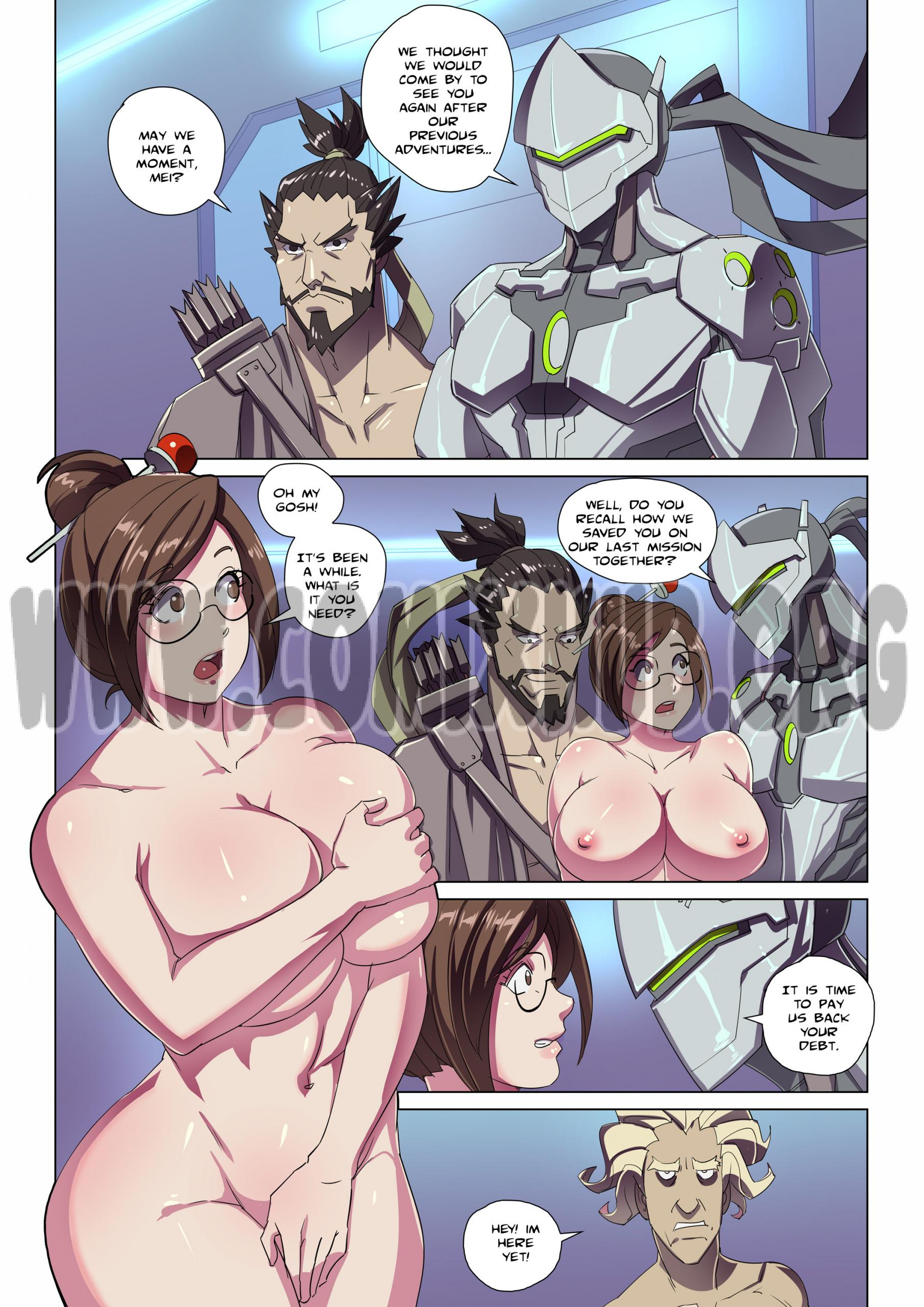 Ameizing Frost Jobs 2 porn comics Oral sex, Anal Sex, Big Tits, Blowjob, Creampie, Double Penetration, Sci-Fi, Straight, Threesome