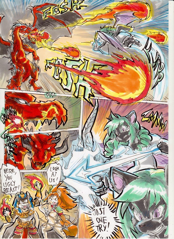 Anubis Stories 3 - Dragon Attack porn comics Oral sex, Big Tits, Blowjob, Cum Shots, Cum Swallow, Fantasy, Furry, Group Sex, Masturbation, Sex and Magic, Stockings, Straight, Titfuck, X-Ray