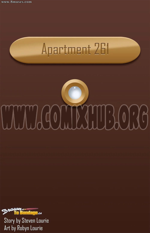 Apartment 261 porn comics Masturbation, BDSM, Creampie, fingering, Latex, Straight