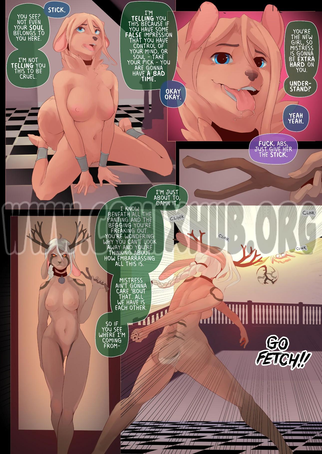Arcadia 2: Welcome Home porn comics Furry