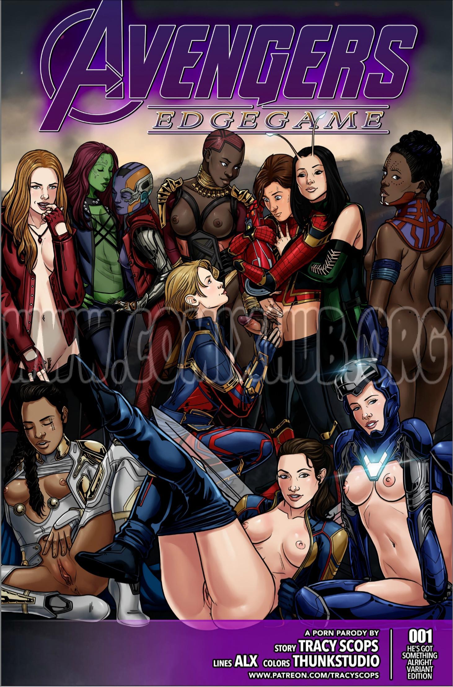Avengers Edge Game porn comics Aliens, Anal Sex, Blowjob, Creampie, Cum Shots, cunnilingus, Gangbang, Group Sex, Masturbation, Oral sex, Sex and Magic, Sex Toys, Straight