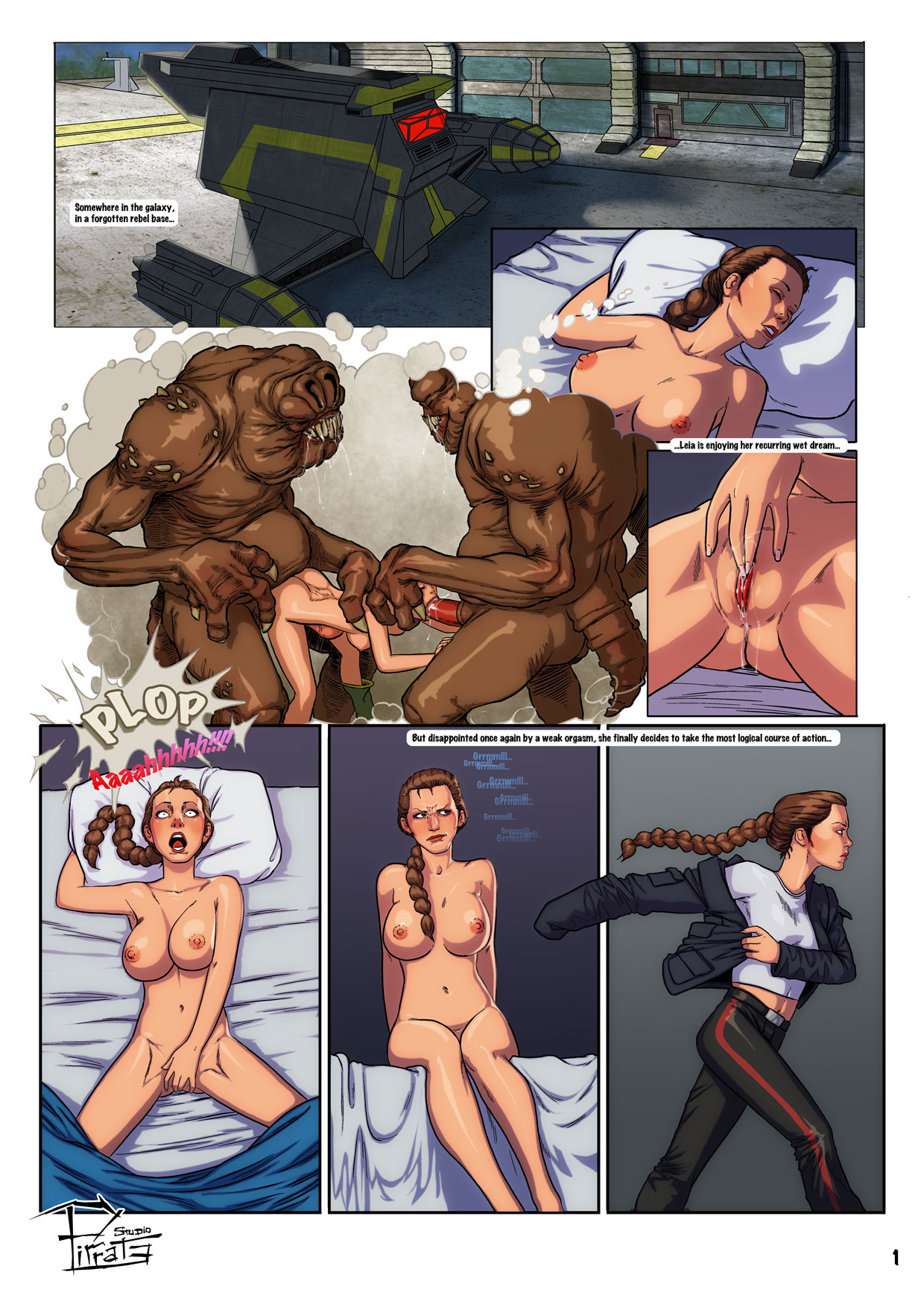 Back to the Rancors porn comics Oral sex, Group Sex