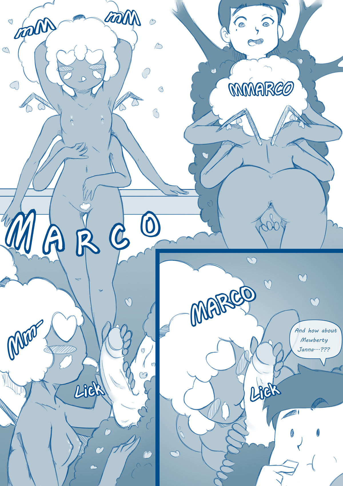 Bandwagon 5: The Movie - The Comic porn comics Oral sex, Lolicon, Monster Girls, Straight Shota