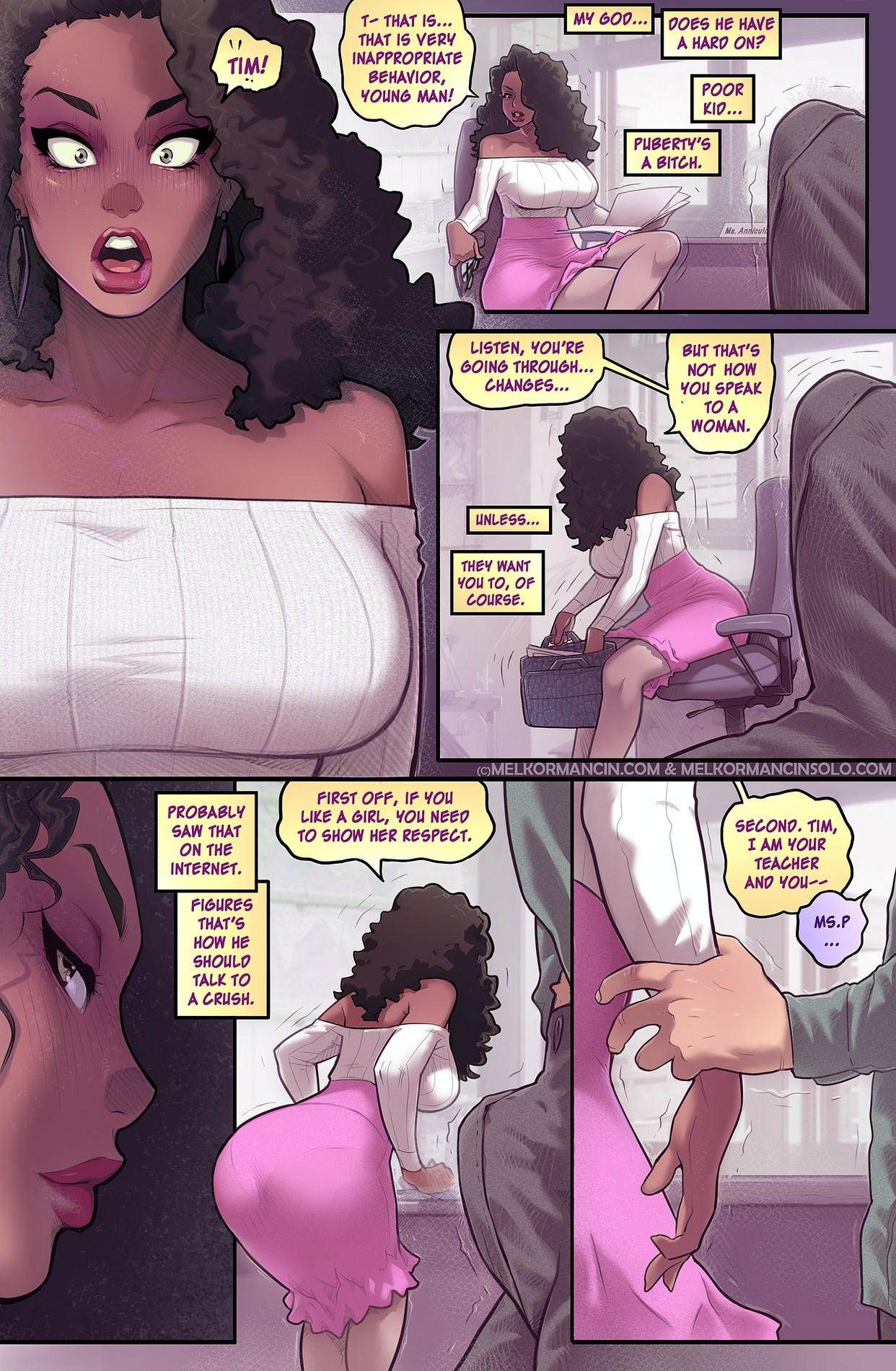 Breaking In Tim porn comics Oral sex, Big Tits, Stockings, Straight Shota