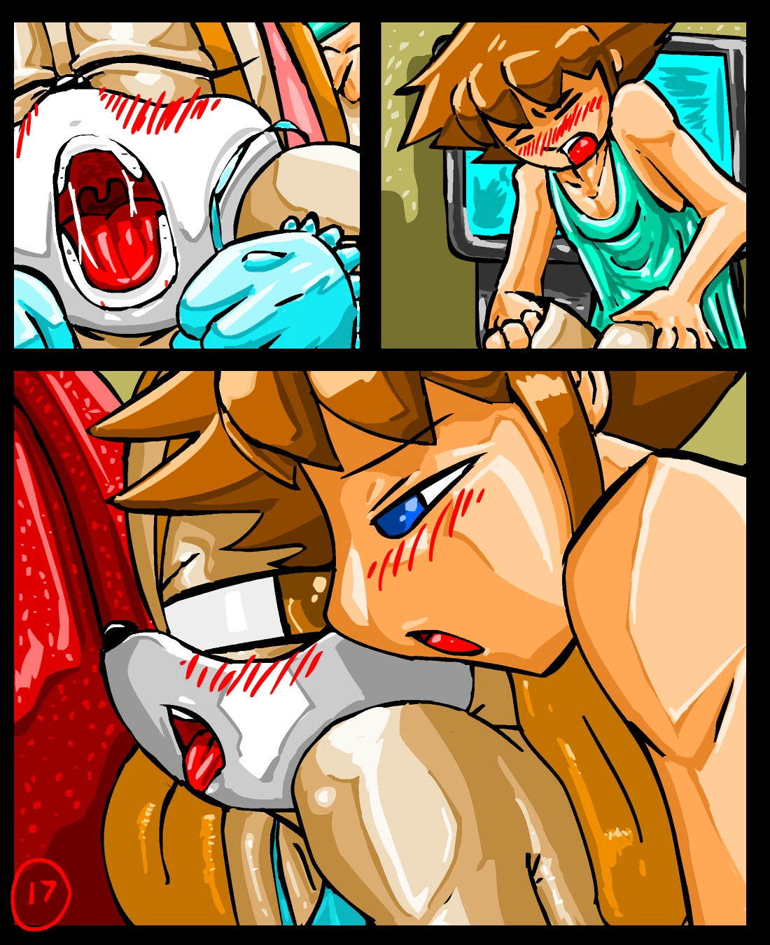 Can't Sleep porn comics Oral sex, Lolicon