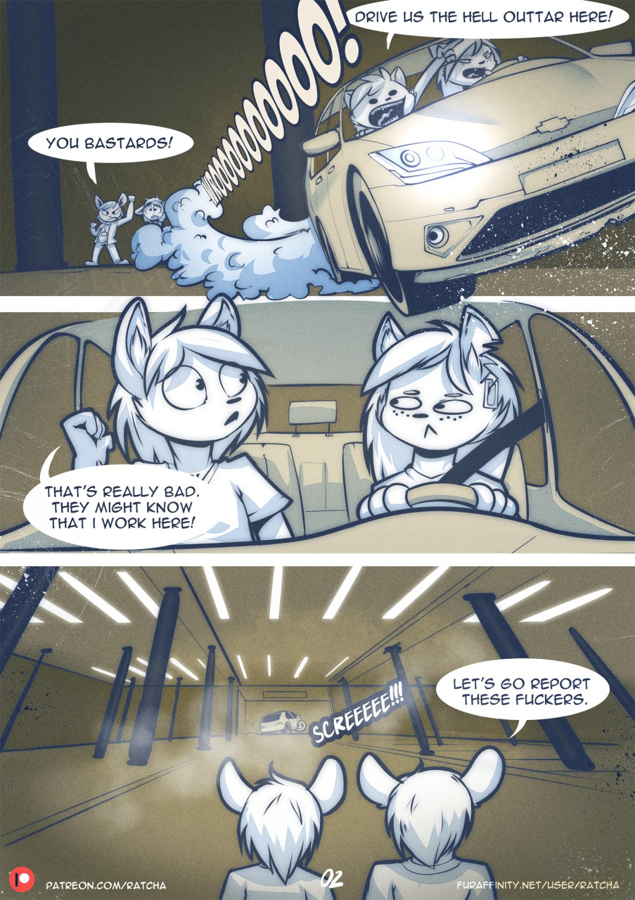 Chapter 2.5 - Something Awful porn comics Straight