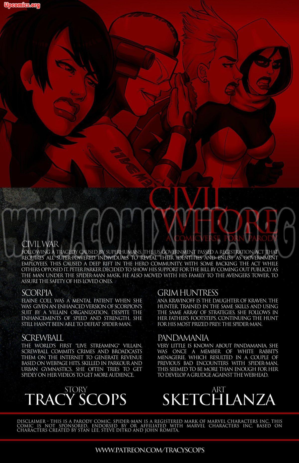 Civil Whore porn comics Oral sex, Anal Sex, Blowjob, cunnilingus, Group Sex, Masturbation, Straight, Titfuck