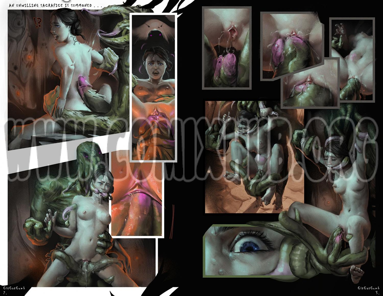 Cthulhu porn comics Oral sex, Blowjob, Creampie, Rape, Straight