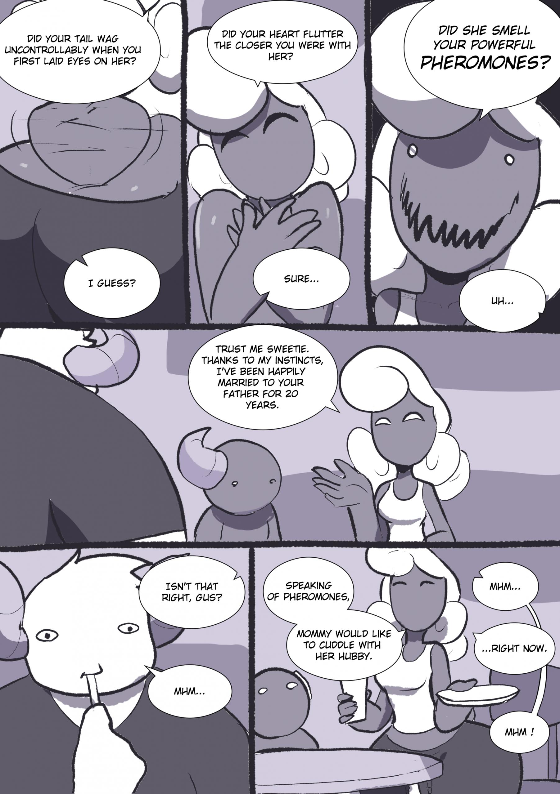 Dandy Demons Chapter 2 Parents porn comics Oral sex, Big Tits, Masturbation, Monster Girls, Titfuck