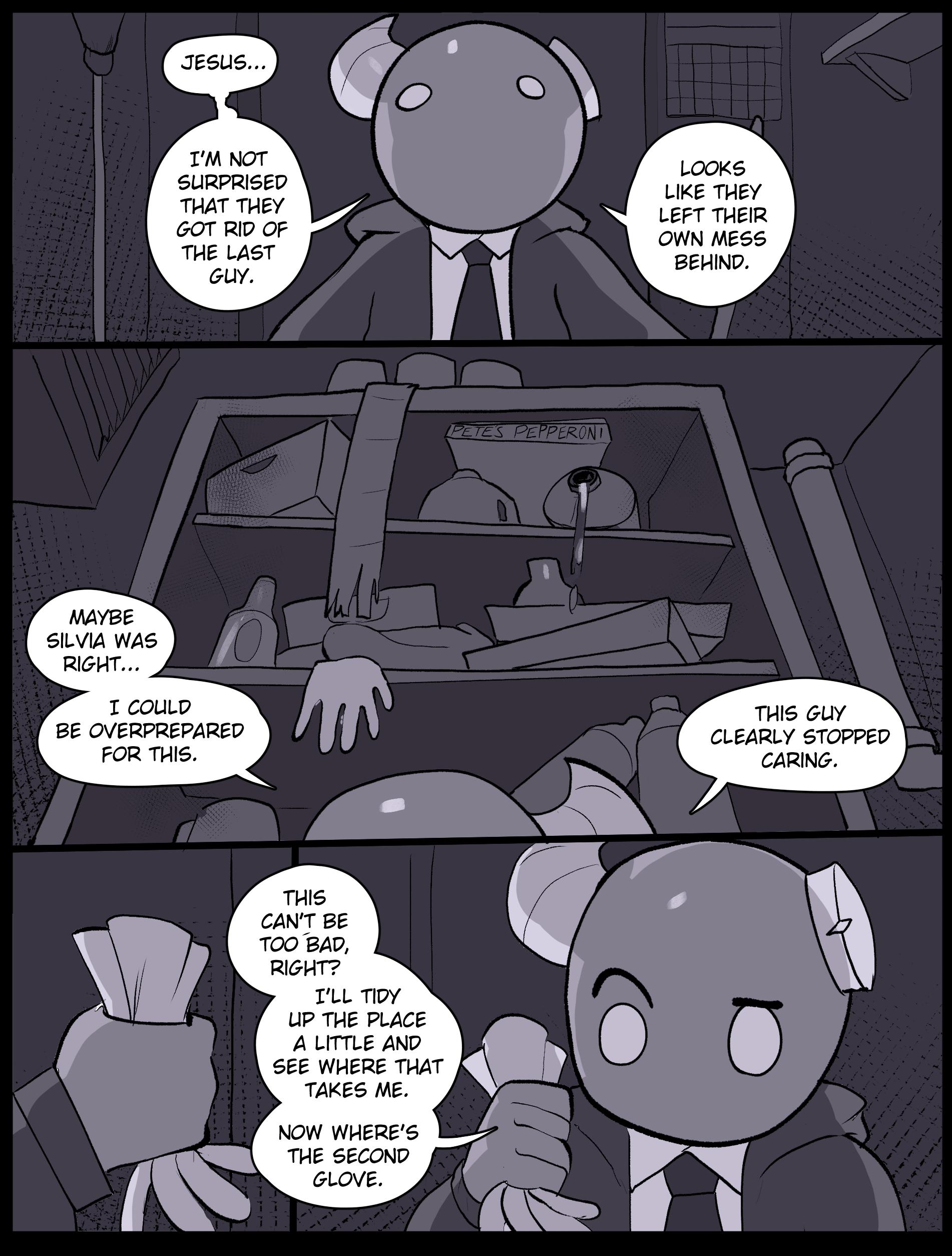 Dandy Demons Chapter 4 Work porn comics Uncategorized