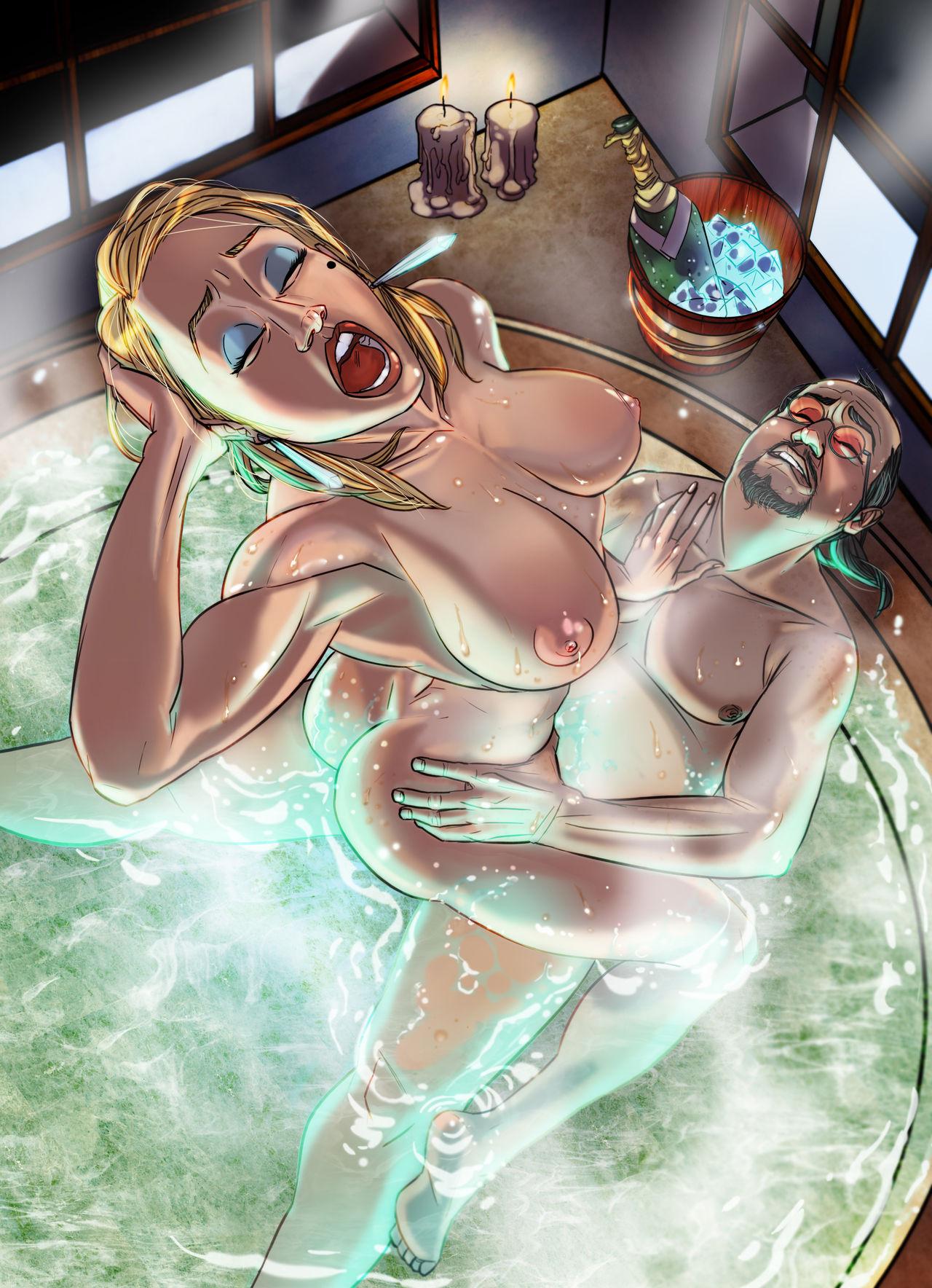 Danger Girl - Road to Hell porn comics Oral sex, Big Tits