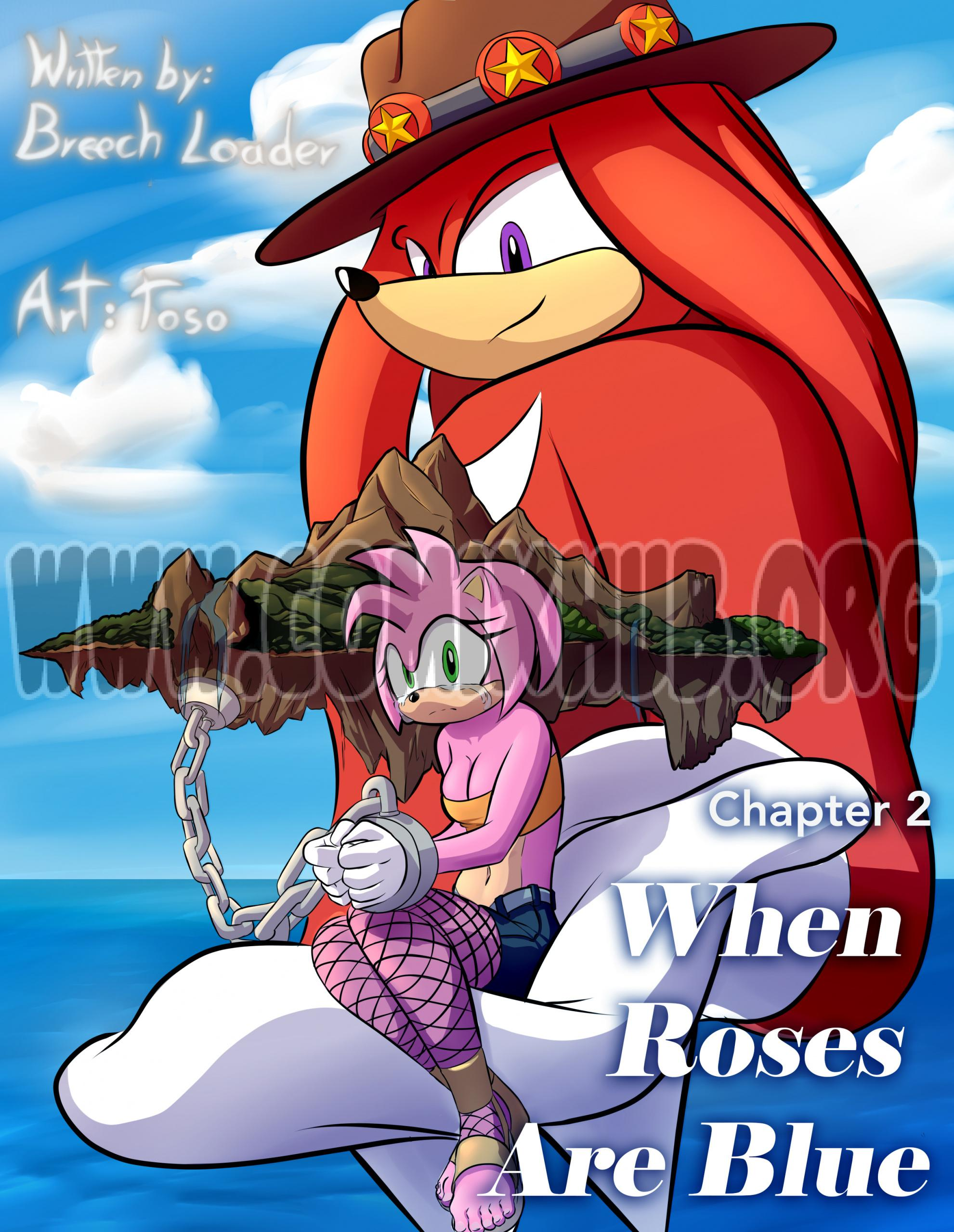Demons Are Red, Roses Are Too 2 sonic sex Fantasy, Furry