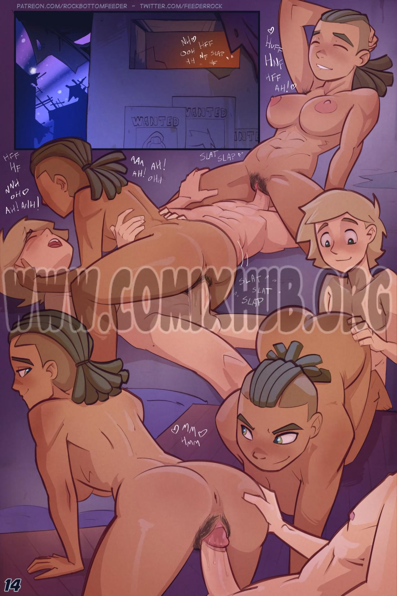 Deserter Oral sex, Aliens, Anal Sex, cunnilingus, Double Penetration, Fantasy, Furry, Gangbang, Group Sex, Straight, X-Ray