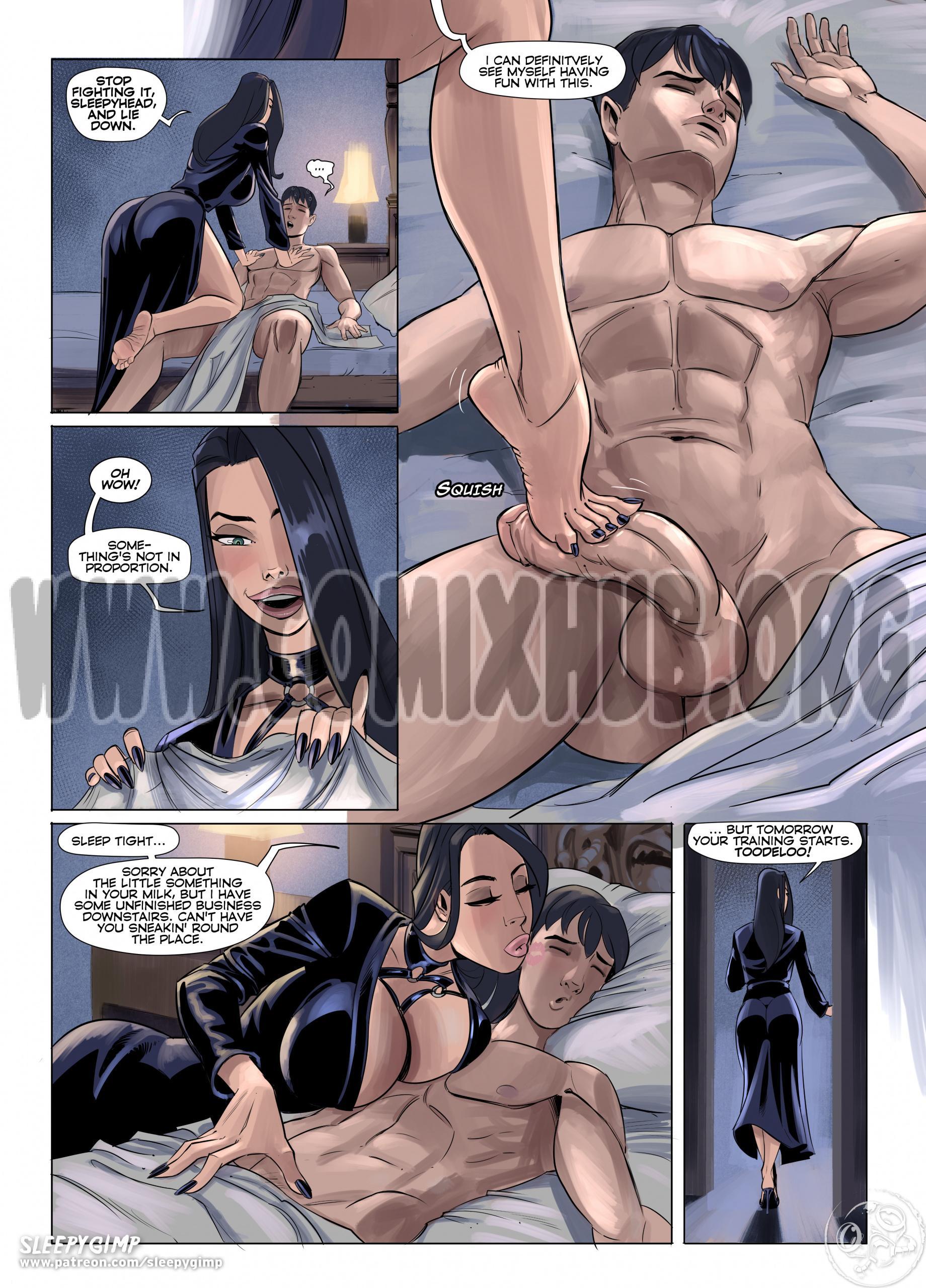 Family Values - SleepyGimp porn comics Anal Sex, BDSM, Big Tits, Femdom, Latex, Sex Toys