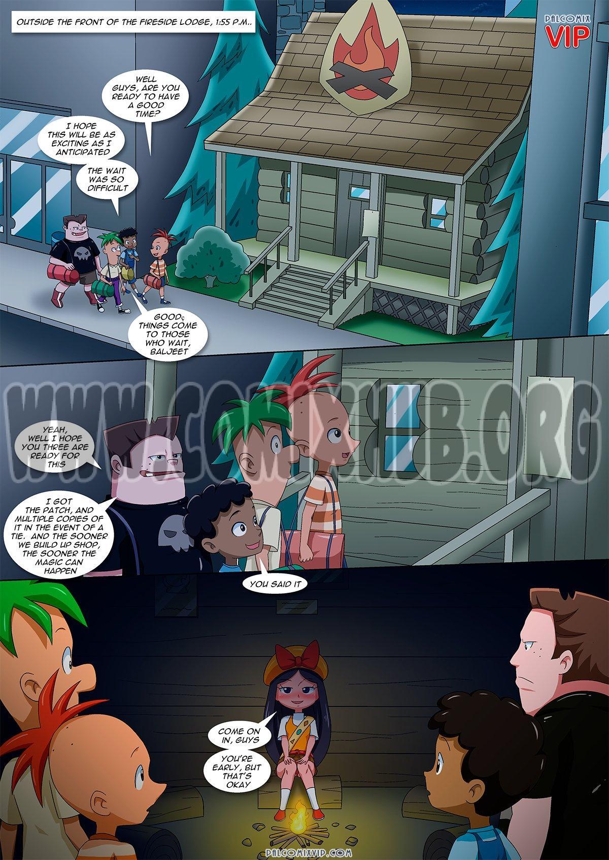 Fireside Colours loli comics Lolicon