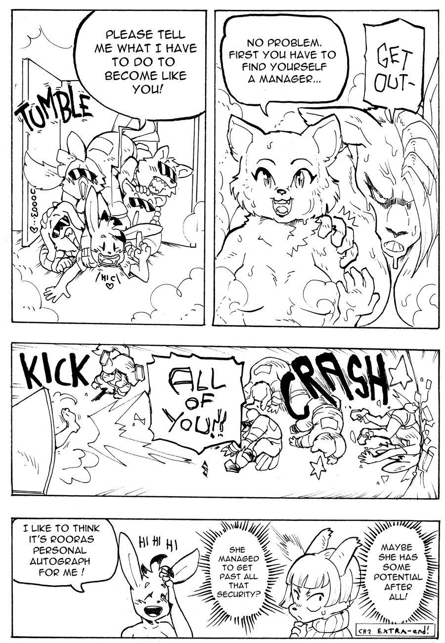 Furry Fight Chronicles 1-4 porn comics Lesbians, Big Tits, Bikini, cunnilingus, Furry, Latex, Stockings