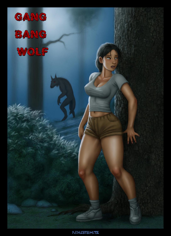 Gang Bang Wolf porn comics Oral sex, Anal Sex, Double Penetration, Group Sex, Masturbation, Rape