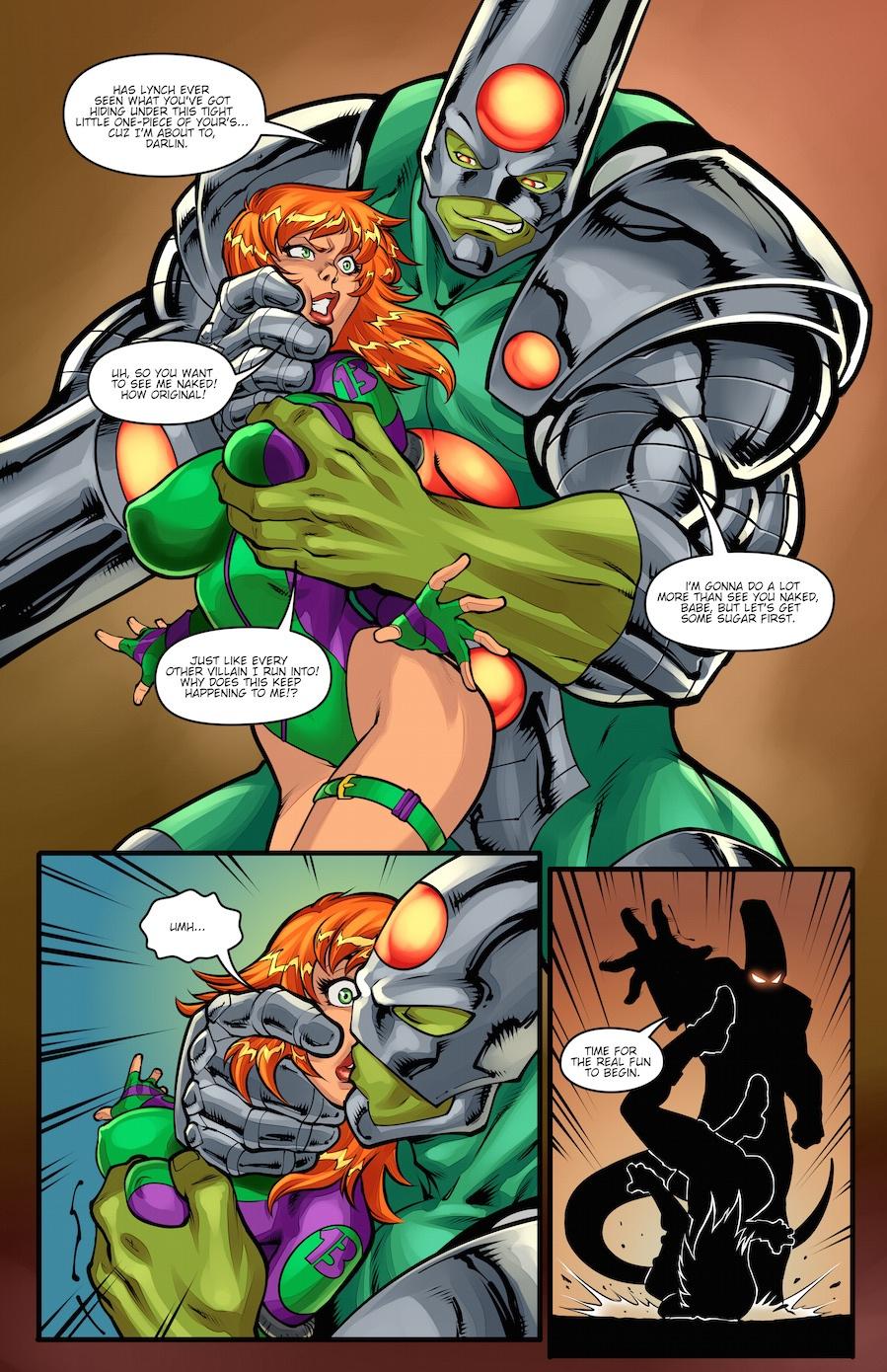 Gen 13 XXX porn comics Rape, Domination, Latex, Sci-Fi, Submission