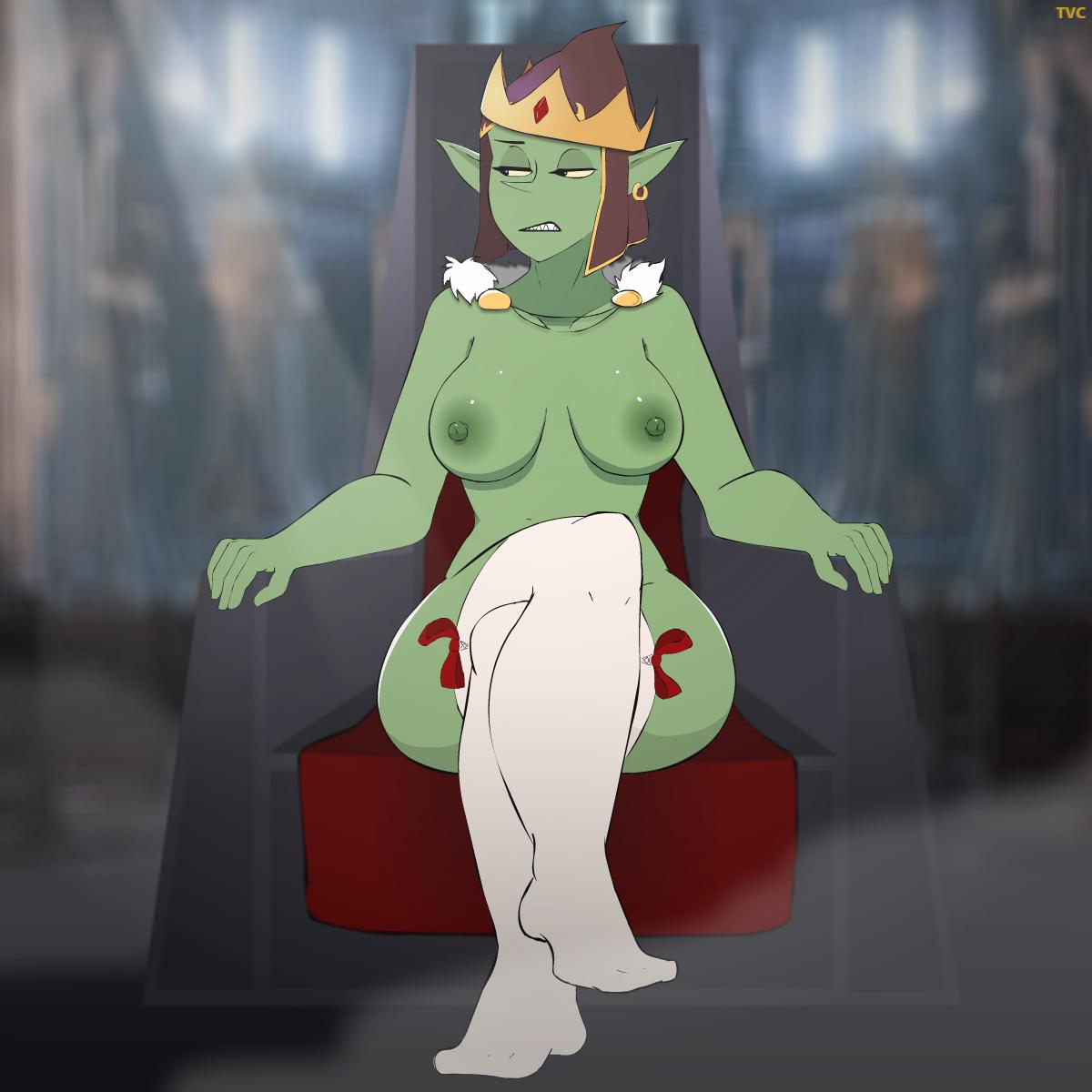 Goblin-chan porn comics Big Tits, Monster Girls