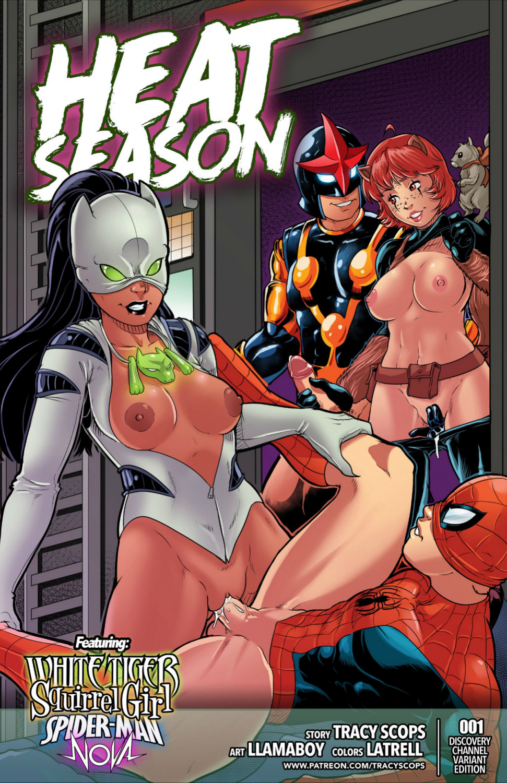 Heat Season porn comics Masturbation, Group Sex, Pregnant