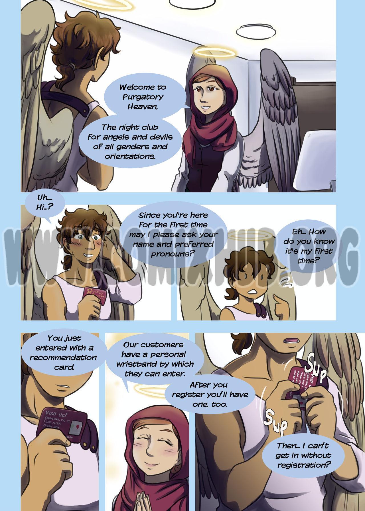 Heavenly Sin porn comics Fantasy