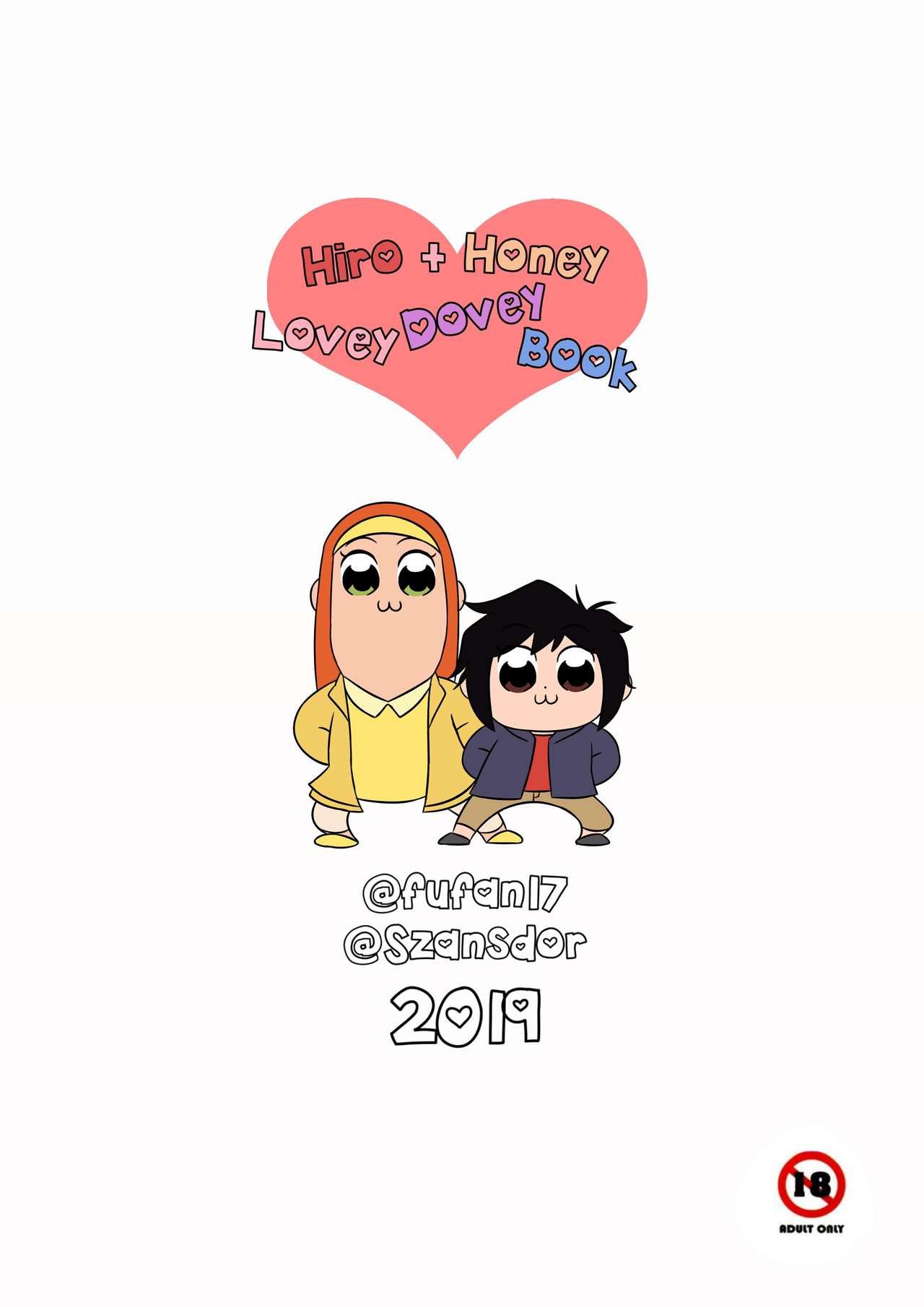 Hiro and Honey Lovey Dovey Book porn comics Oral sex, Blowjob, Cum Shots, cunnilingus, Lolicon, Masturbation, Straight, Straight Shota, X-Ray