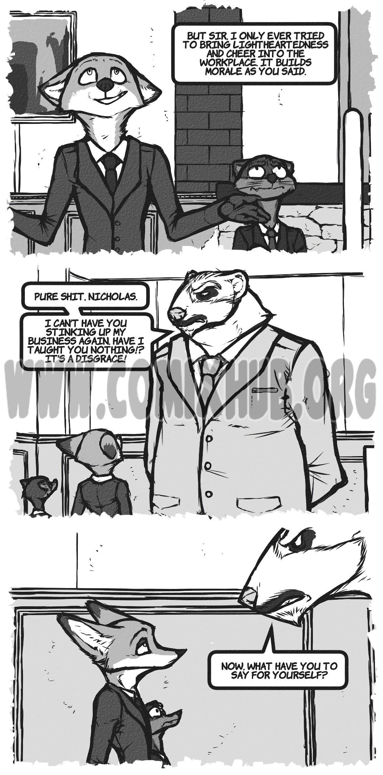 Hybrid Test IV porn comics Furry