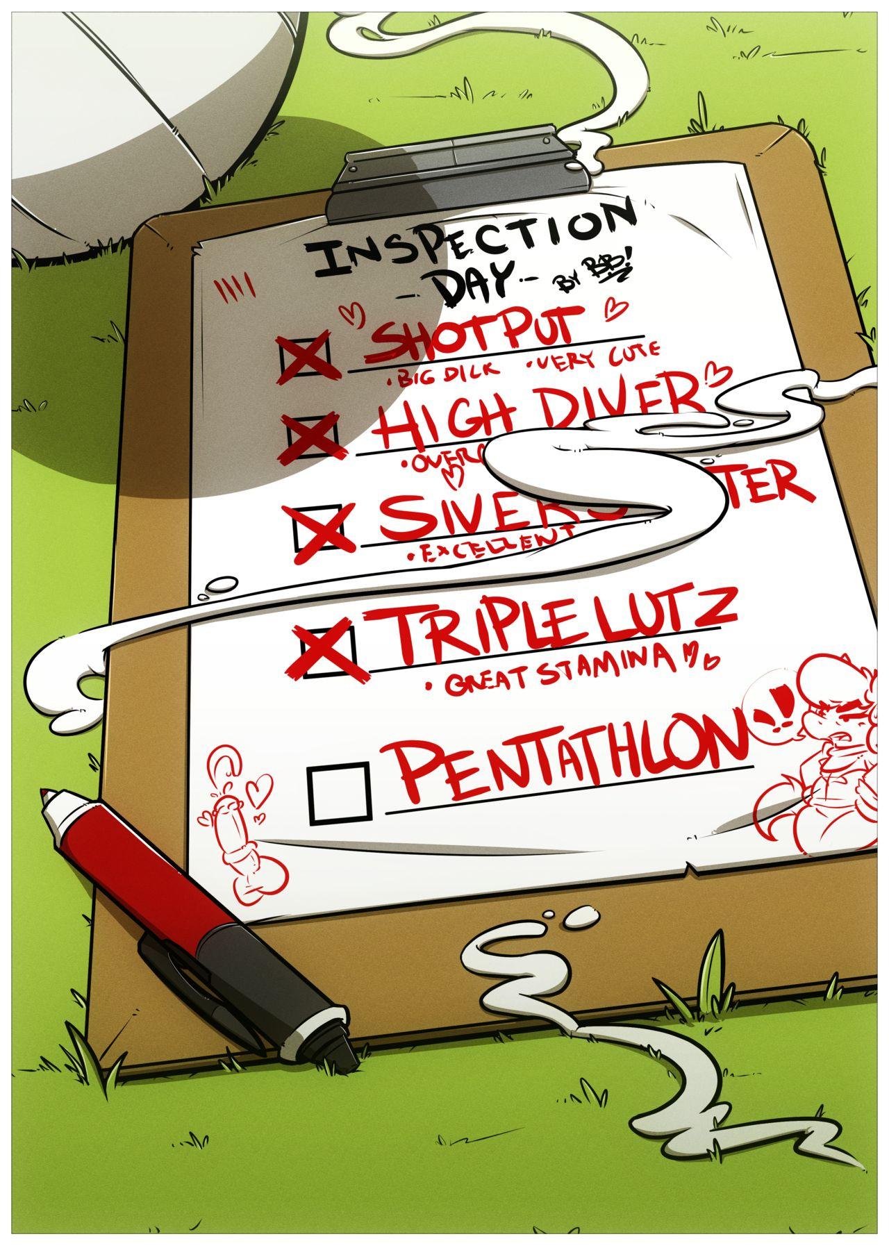 Inspection Day porn comics Uncategorized