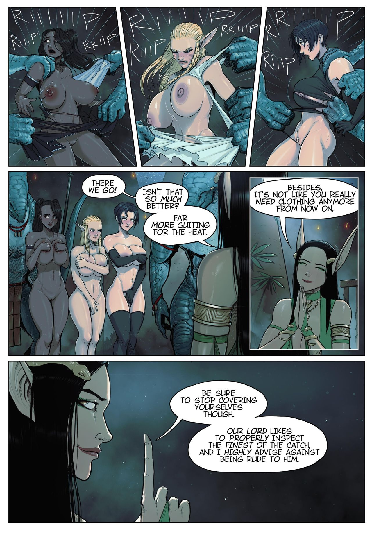It's a Pleasure to Serve porn comics Oral sex, Big Tits, Blowjob, Creampie, Cum Swallow, Fantasy, Group Sex, Masturbation, Rape, Stockings, Straight, X-Ray