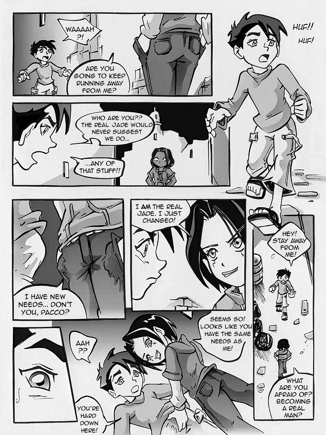 Jade Adventure porn comics Oral sex, BDSM, Bestiality, Blowjob, Creampie, Cum Shots, Cum Swallow, cunnilingus, fingering, Furry, Futanari, Group Sex, Lesbians, Lolicon, Masturbation, Rape, Sex and Magic, Straight, Straight Shota, X-Ray