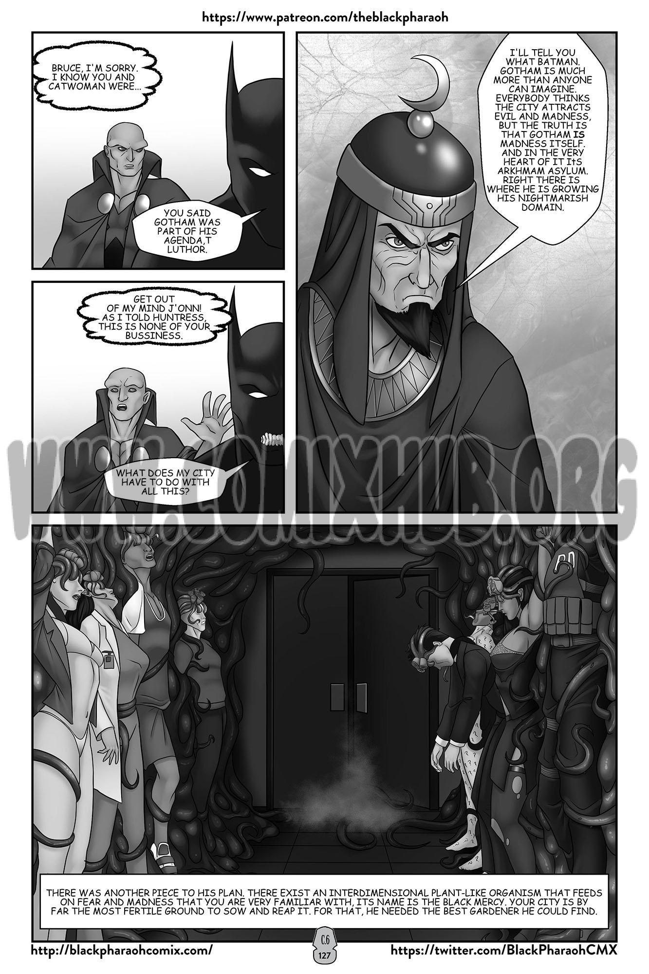 JL Forsaken Souls 6 porn comics Lesbians, Hardcore, Monster Girls