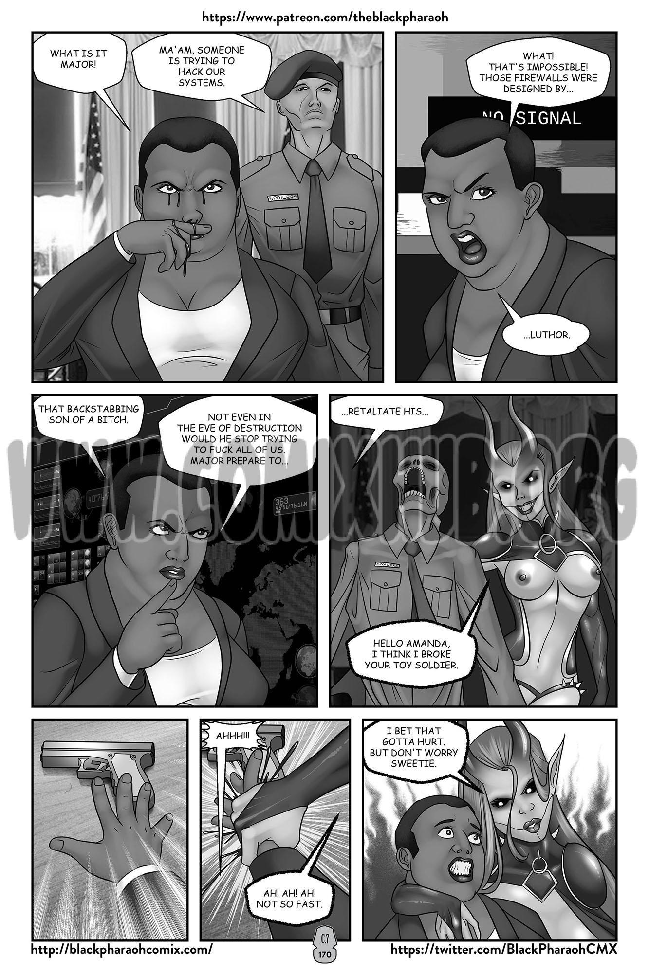 JL Forsaken Souls 7 porn comics Oral sex, Aliens, Anal Sex, Blowjob, cunnilingus, Double Penetration, Group Sex, Lesbians, Masturbation, Rape, Straight, Tentacles