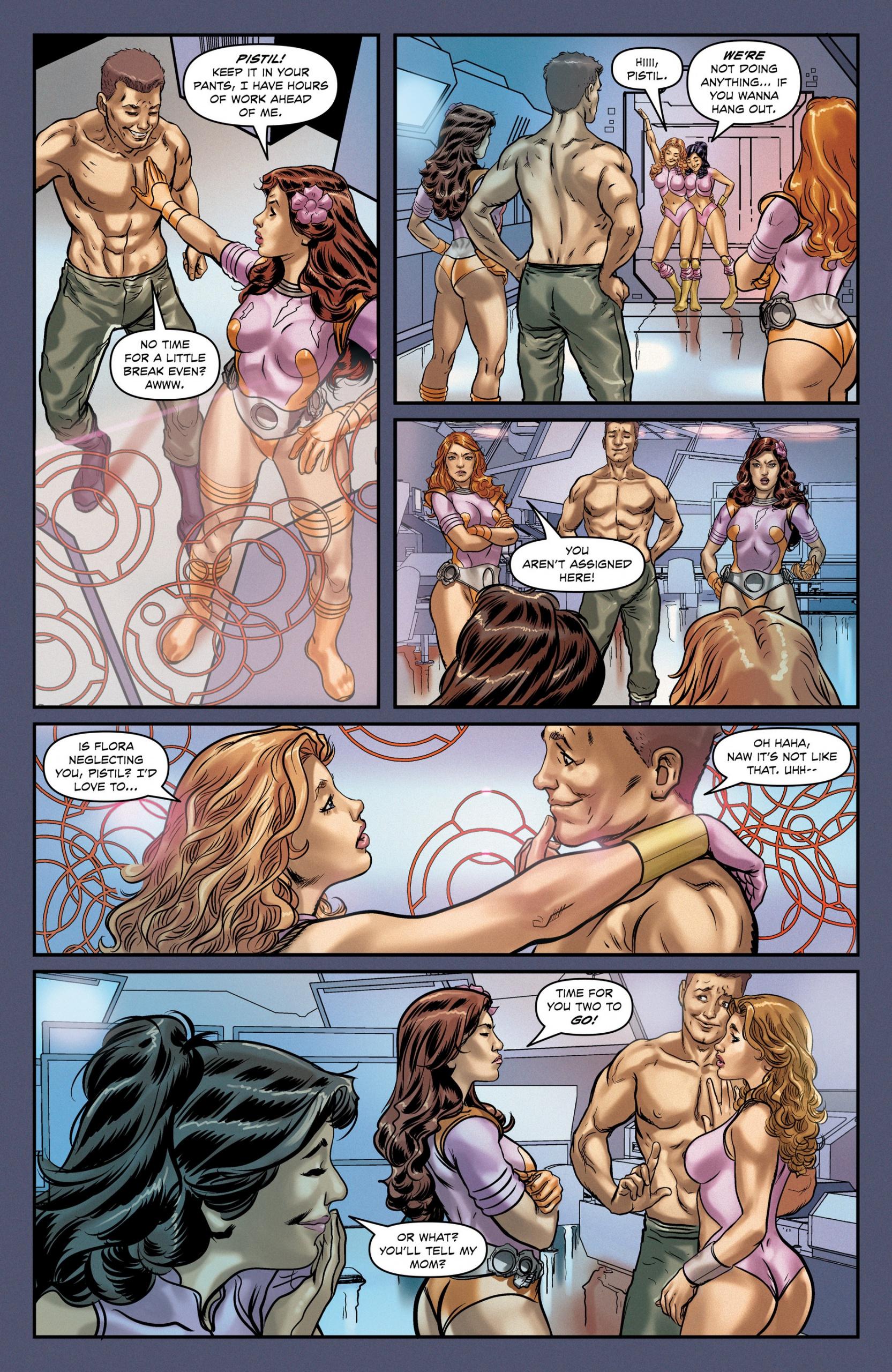 Jungle Fantasy - Secrets #0 porn comics Masturbation, Group Sex, Lesbians, Rape, Sex Toys, Stockings