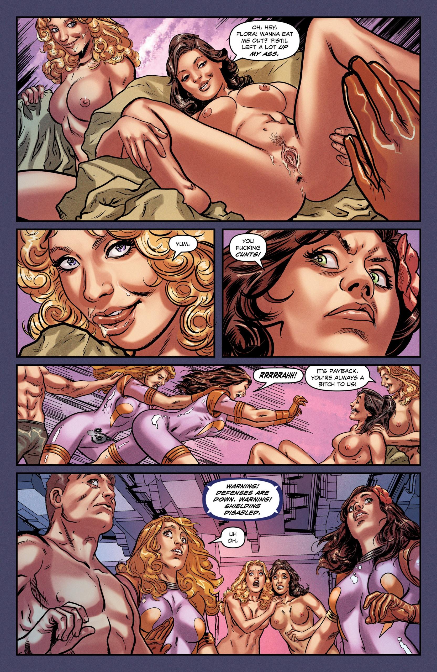Jungle Fantasy - Secrets #1 porn comics Group Sex, Rape, Stockings