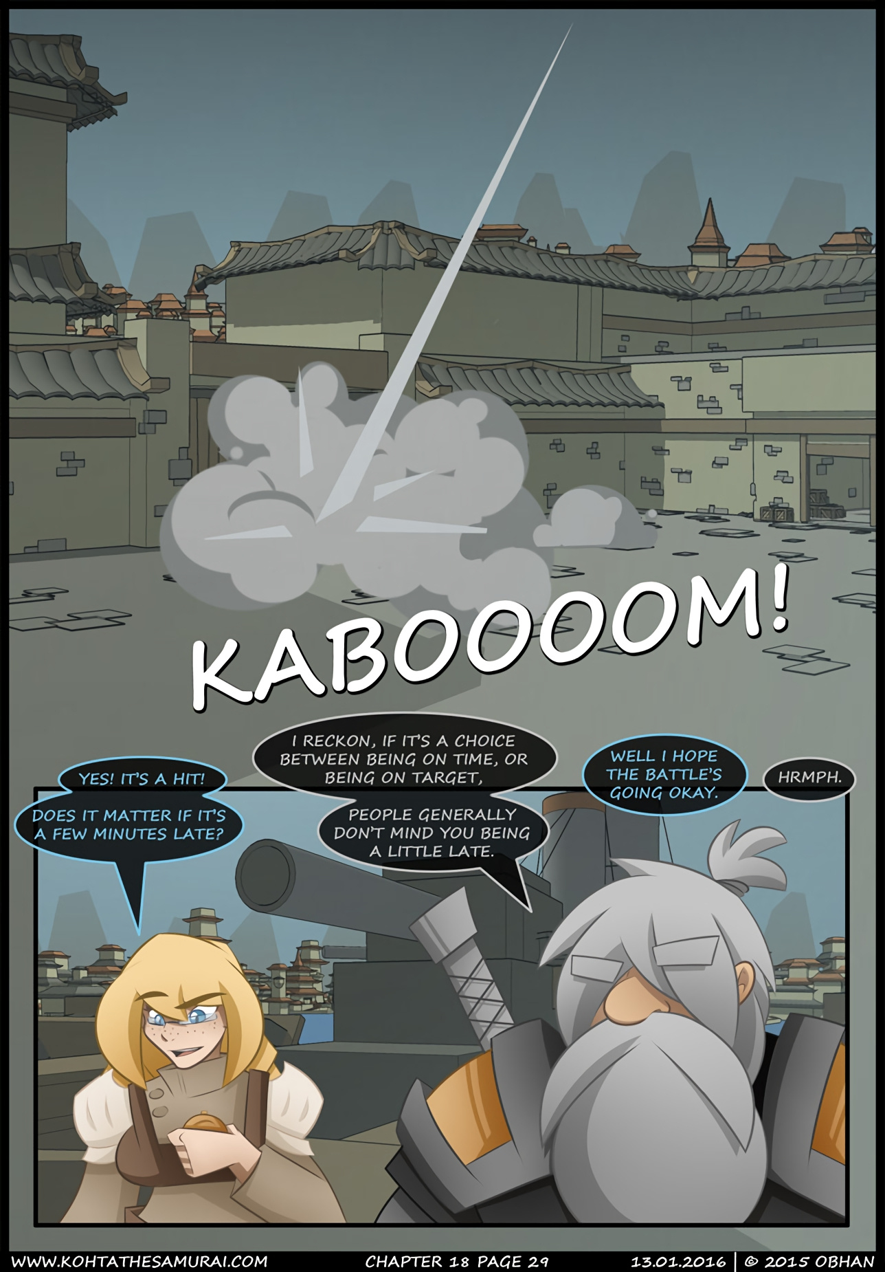 Kohta The Samurai 16-20 porn comics Oral sex, Blowjob, Elf, Fantasy, Lesbians, Masturbation, Straight, Threesome