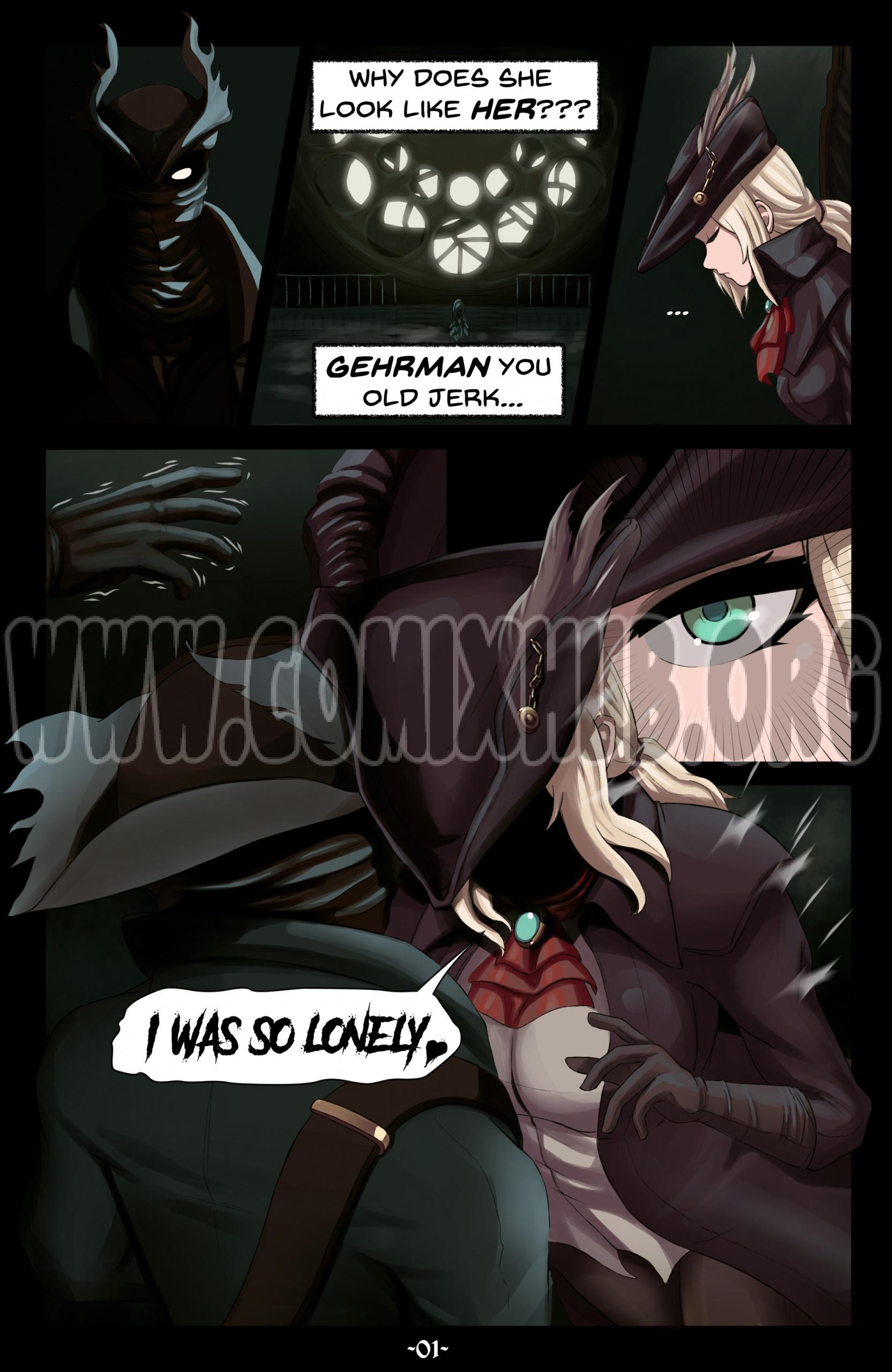 Lady Maria of the Astral Cocktower porn comics Oral sex, Anal Sex, Big Tits, Blowjob, Creampie, Stockings, Straight, Titfuck, X-Ray