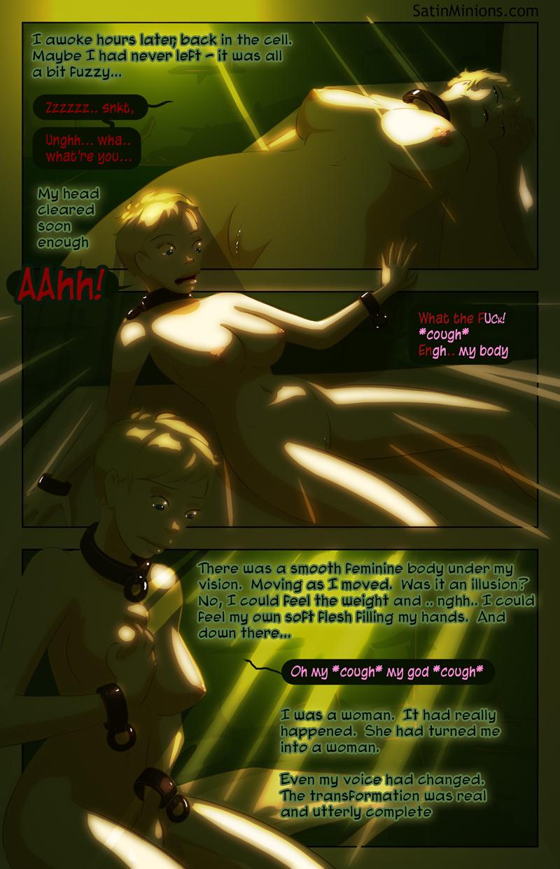 Lighter Chains 1 porn comics Masturbation, Futanari