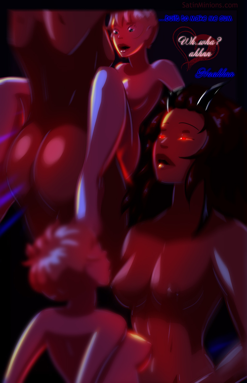 Lighter Chains 2 porn comics Anal Sex, BDSM, Lesbians, Monster Girls, Sex Toys