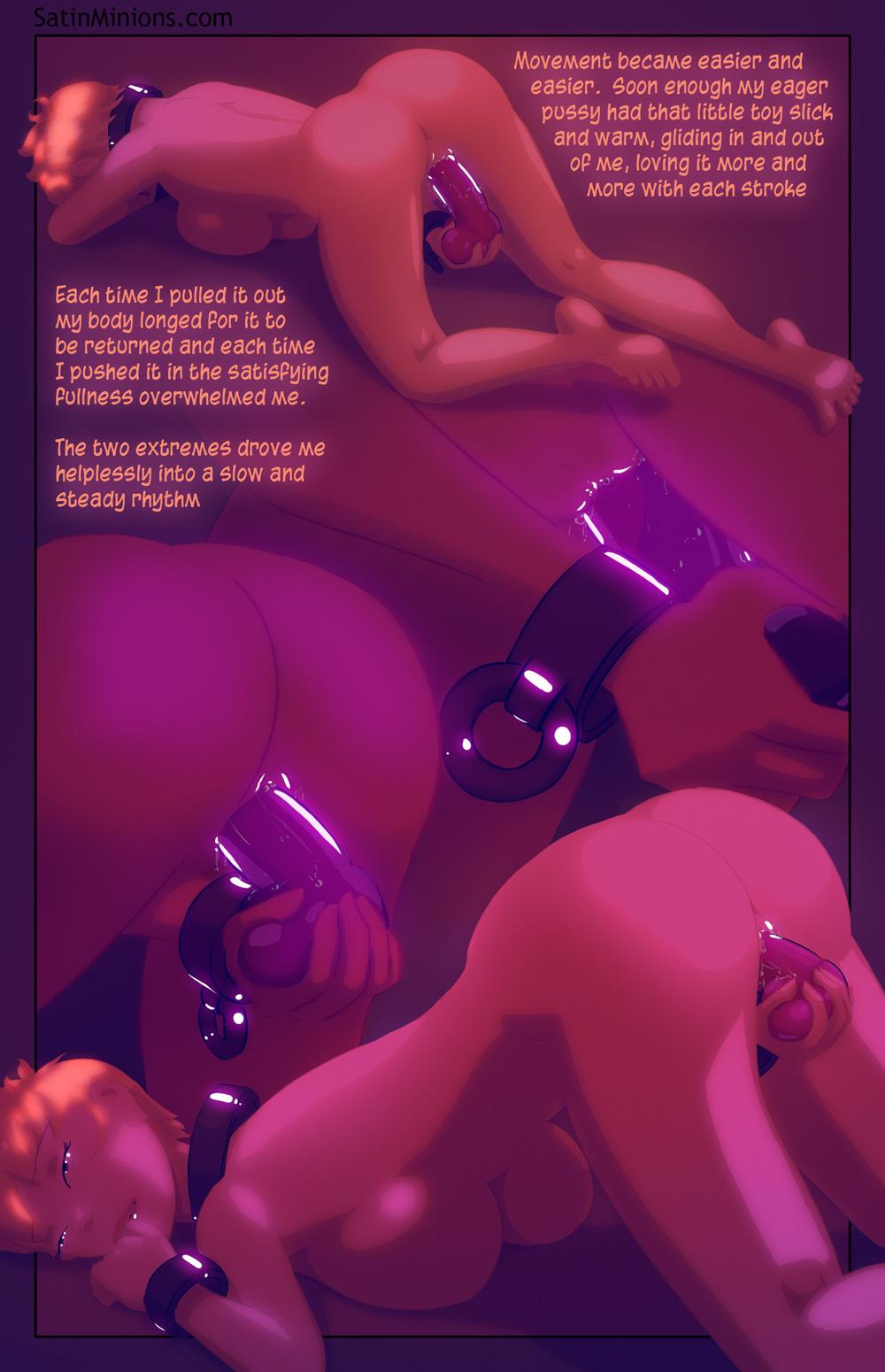 Lighter Chains 4 porn comics Oral sex, BDSM, Lesbians, Monster Girls, Sex Toys