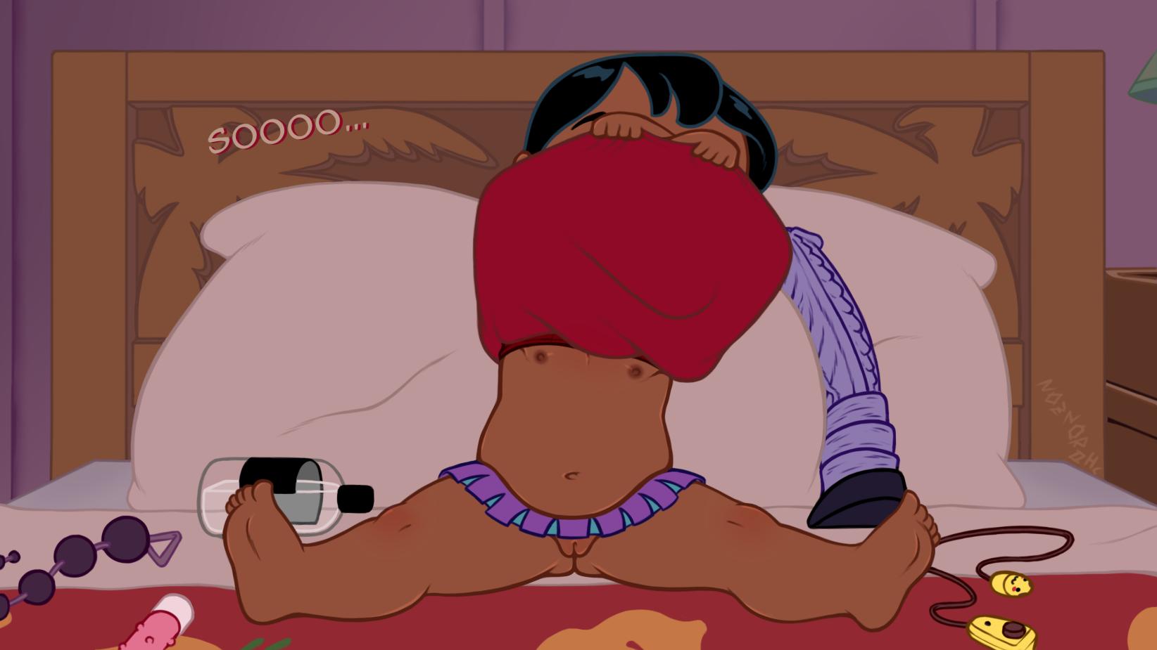 Lilo's Live Stream porn comics Masturbation, Anal Sex, Double Penetration, fingering, Lolicon, Sex Toys