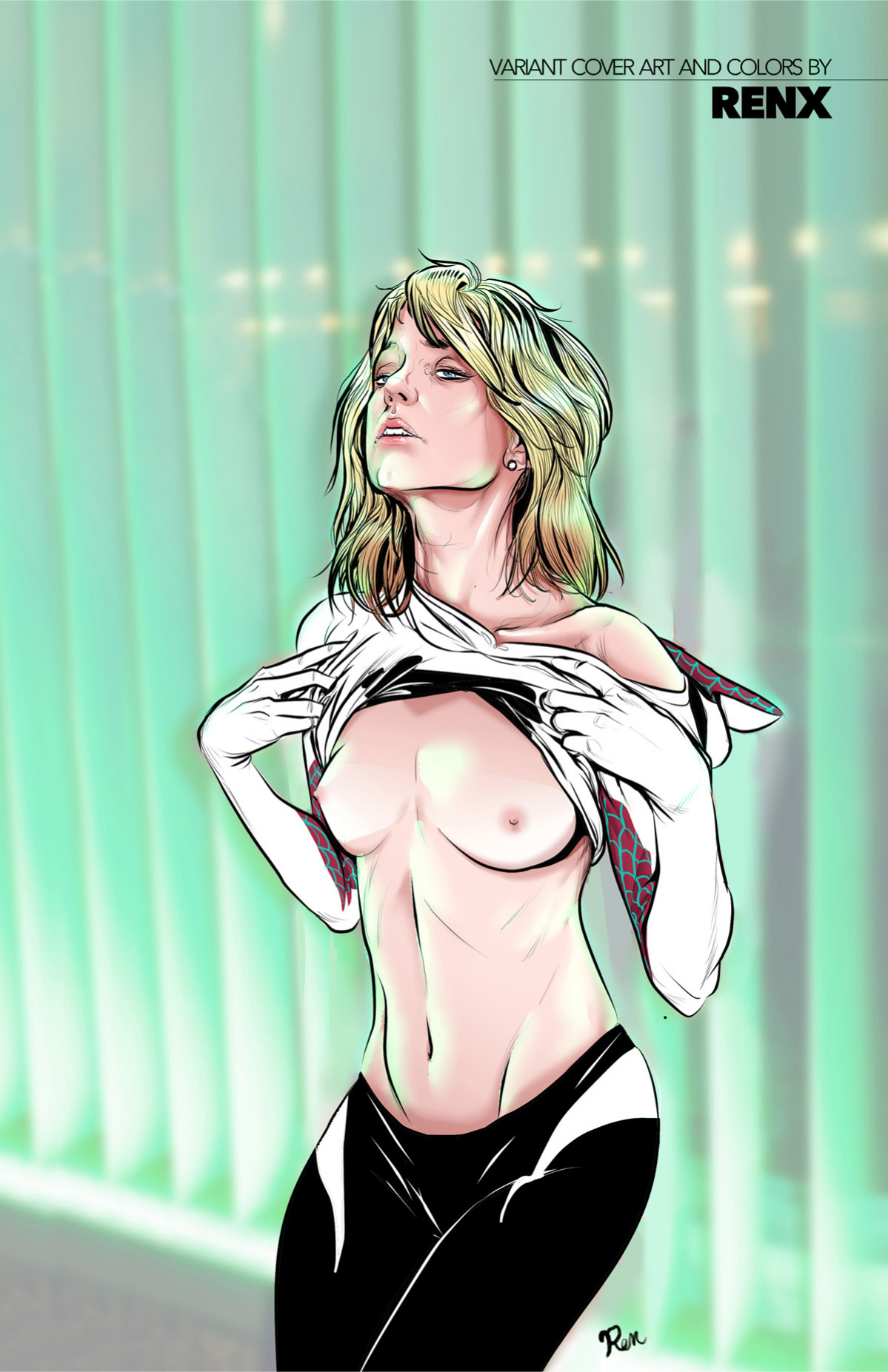 LIQUORISH WHISKERS porn comics Oral sex, Group Sex